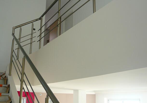 escalier bronze 3
