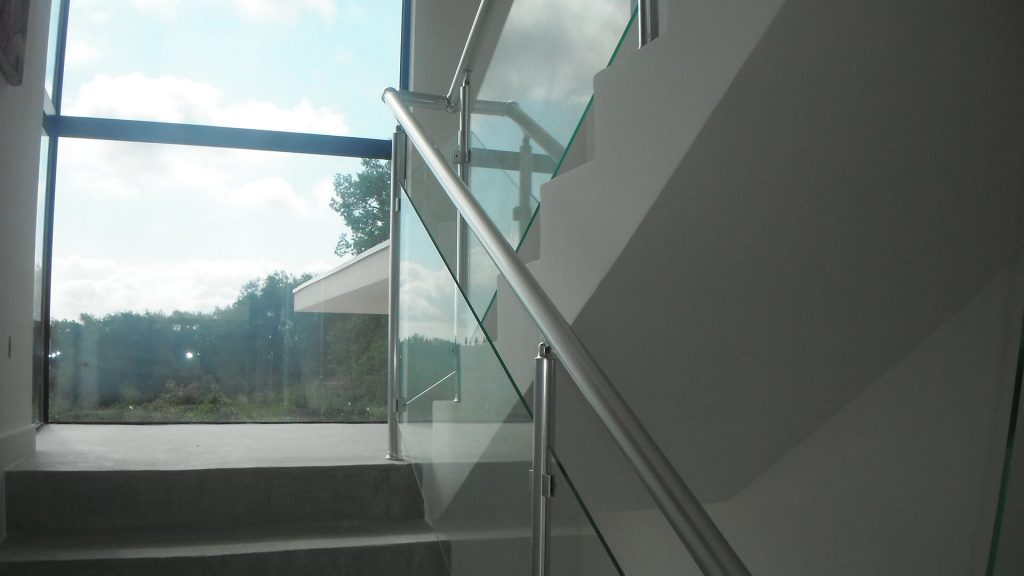 garde corps escaliers alu et verre 4