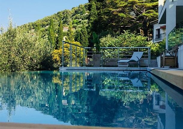 barrière de sécurité piscine en aluminium